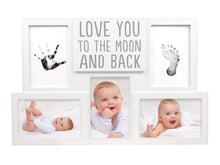 Load image into Gallery viewer, Pearhead Baby Collage Frame