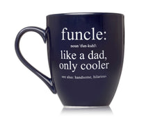 Load image into Gallery viewer, Pearhead Funcle Mug