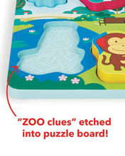 Load image into Gallery viewer, Skip Hop Zoo Park Pals Puzzle