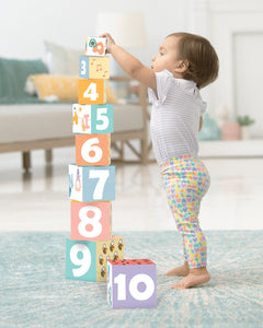 Skip Hop ABC & Me Nesting Blocks