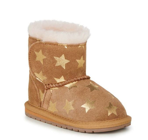 Emu Toddle Starry Night Boot