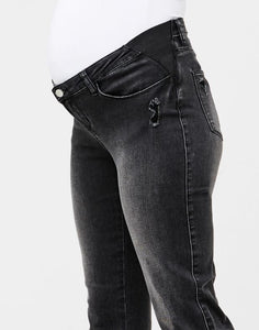 Ripe Maternity Dylan Distressed Jean
