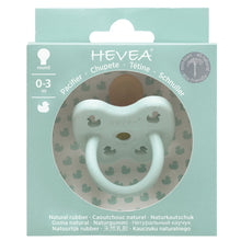 Load image into Gallery viewer, Hevea Planet Colourful Pacifier - Round