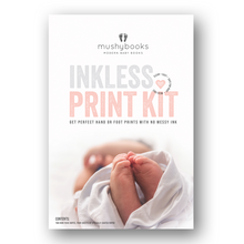 Load image into Gallery viewer, Mushybooks Inkless Print Kit