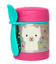 Load image into Gallery viewer, Skip Hop Zoo Insulated Little Kid Food Jar