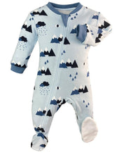 Load image into Gallery viewer, Zippy Jamz Zipper Footed Sleeper - Little Adventurer