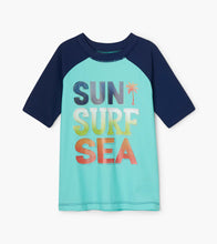 Load image into Gallery viewer, Hatley Paradise Short Sleeve Rashguard