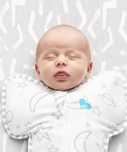 Love To Dream SWADDLE UP™ SILKY-LUX™ 1.0 TOG