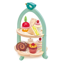 Load image into Gallery viewer, Tender Leaf  Birdie Afternoon Tea Stand