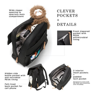 Petunia Picklebottom Meta Diaper Backpack