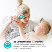 Load image into Gallery viewer, BBLUV Termö – 4-in-1 digital thermometer
