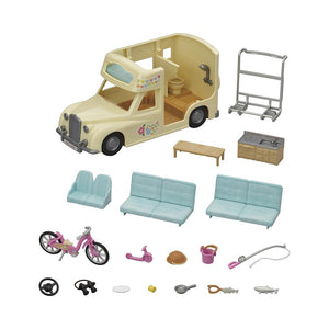Calico Critters Family Camper Van
