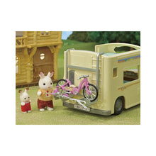 Load image into Gallery viewer, Calico Critters Family Camper Van