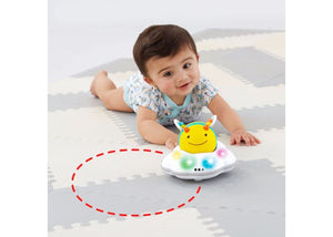Skip Hop Explore & More Follow-Bee Crawl Toy
