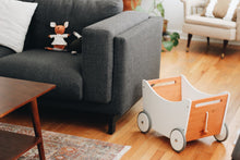 Load image into Gallery viewer, Kinderfeets Toy Box 2-in-1 Walker