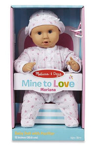 Melissa & Doug Mine To Love Dolls