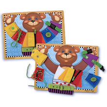 Load image into Gallery viewer, Melissa & Doug Basic Skills Board