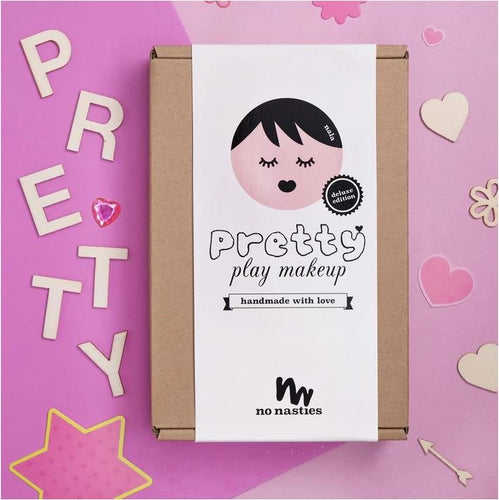 No Nasties Pretty Play Makeup Deluxe Set