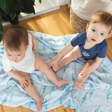 Load image into Gallery viewer, Perlimpinpin Bamboo Muslin Swaddles