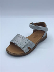 FRODDO 3150150 SILVER CLOSED BACK CLASSIC SANDAL