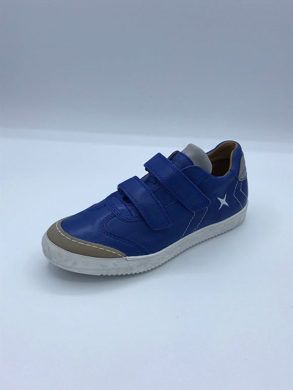 FRODDO 3130144 ELECTRIC BLUE TRAINER SHOE