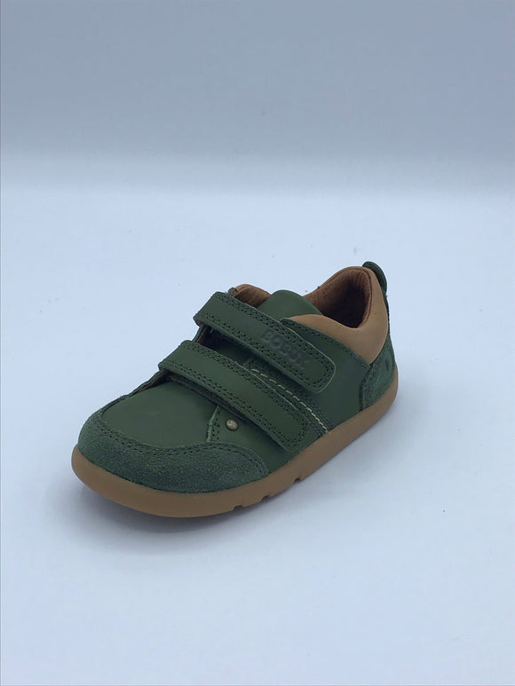 BOBUX I WALK ARMY SWITCH SHOE GREEN 628903