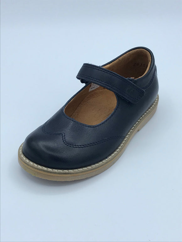 FRODDO 3140084-1 DARK BLUE CLASSIC MARY JANE