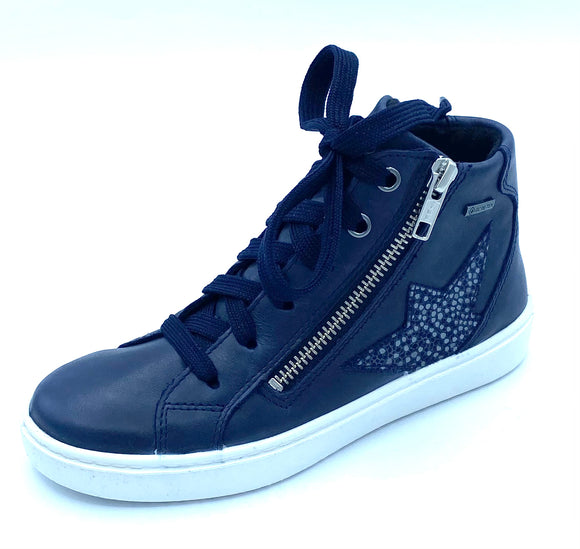 SUPERFIT HEAVEN 1-006503-8000 NAVY STAR HI TOP