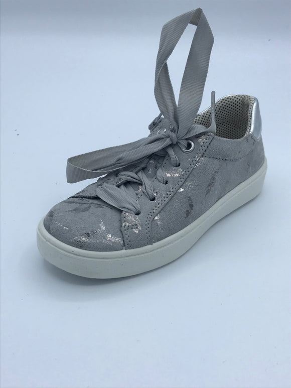 SUPERFIT HEAVEN 4-09488-25 GREY/SILVER TRAINER