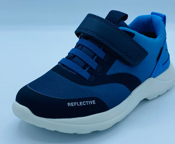 SUPERFIT RUSH 1-009209-8030 NAVY/BLUE GORETEX VELCRO TRAINER