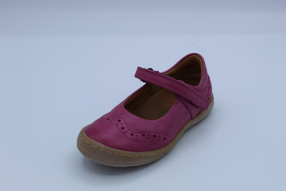 FRODDO 3140081-2 FUCHSIA LEATHER MARY JANE