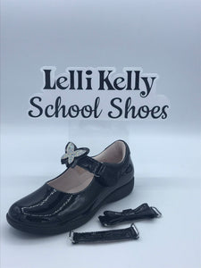 LELLI KELLY LK8335 E ANGEL BLACK PATENT MARY JANE