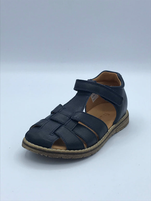 FRODDO 3150083 NAVY T BAR SANDAL
