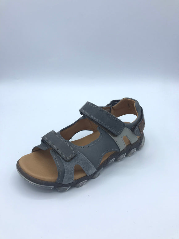 FRODDO 3150146-2  GREY SPORTS SANDAL