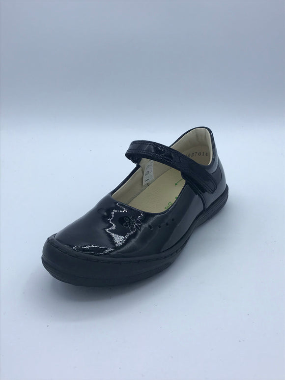FRODDO 3140053-1 BLACK PATENT MARY JANE