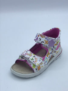 RICOSTA LENI MULTI CLOSED BACK SANDAL