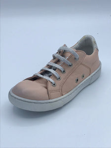 BOBELL AIRPORT2 PEACH/SILVER TRAINER