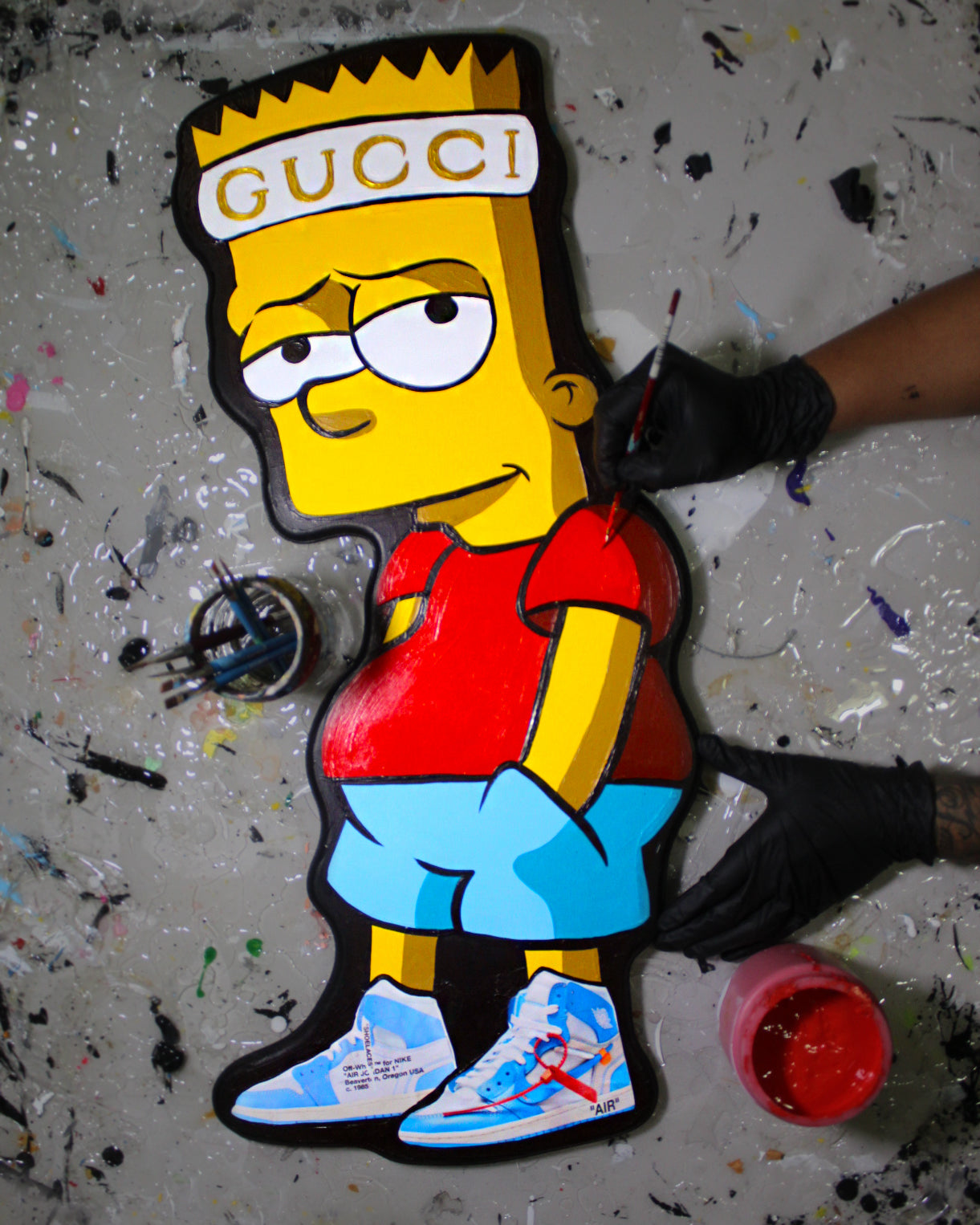 Soulja Bart Work In Propgress