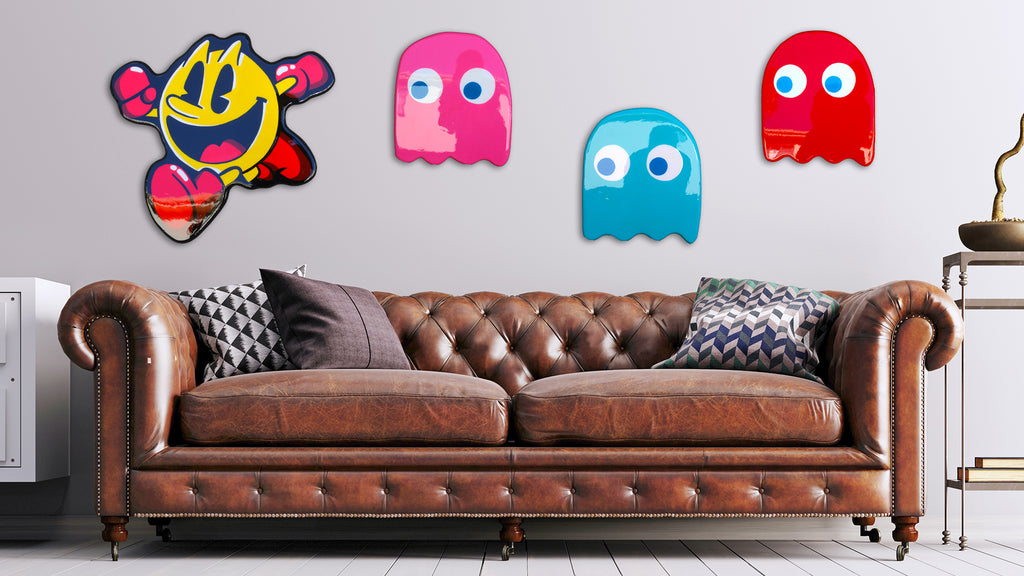 Pac-Man Home Decor