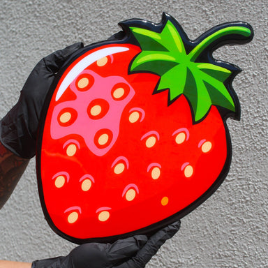 Strawberry | Wall Art