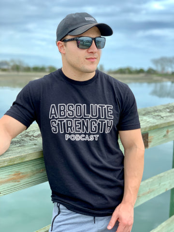 Absolute Strength Podcast Shirt