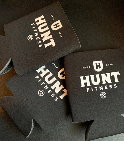 Hunt Fitness Koozie