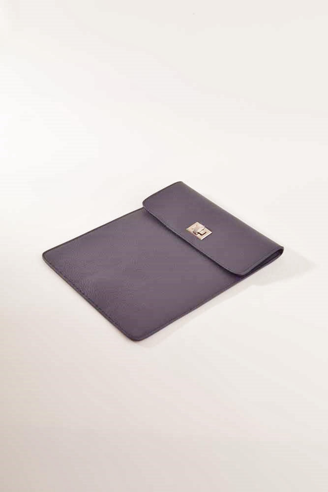 Alison Van Der Lande iPad Case - Navy - fits 1250mm x 2500mm - Blissimi Beauty LLP