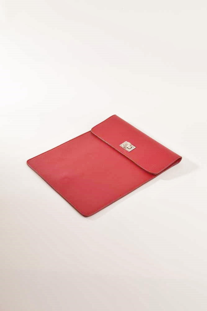Alison Van Der Lande iPad Case - Red - fits 1250mm x 2500mm - Blissimi Beauty LLP