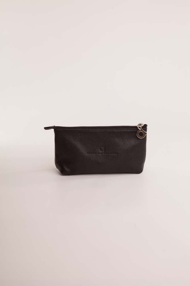 Alison Van Der Lande Make Up Bag - Black - Blissimi Beauty LLP