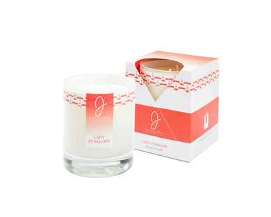 J by JWL Collection - Lady Penelope Candle 240g - Blissimi Beauty LLP
