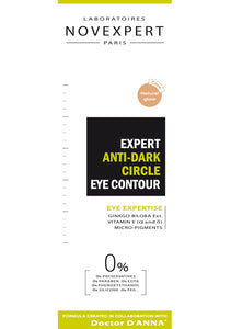 NOVEXPERT Paris Anti-Dark Circle Eye Contour 15ml - Blissimi Beauty LLP