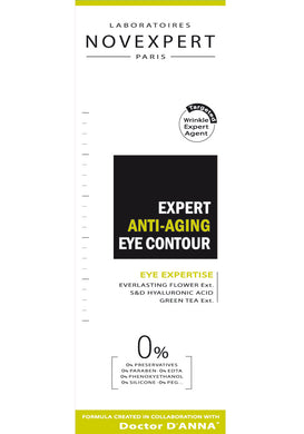 NOVEXPERT Paris Expert Anti-Aging Eye Contour 15ml - Blissimi Beauty LLP