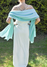 Load image into Gallery viewer, Santali Cashmere (70%) Silk (30%) Mix Wrap (Multiple Colours)