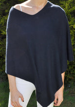 Load image into Gallery viewer, Santali Cosi 100% Cashmere Poncho (Multiple Colours)